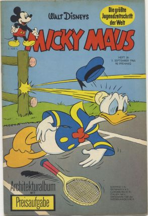 Micky Maus - 1st Edition/1st Printing
