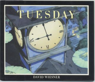 Tuesday - 1st Edition/1st Printing. David Wiesner