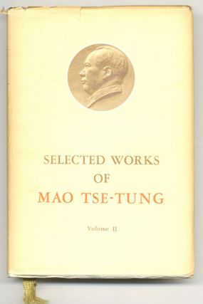 The Selected Works Of Mao Tse-tung - 1st Edition/1st Printing