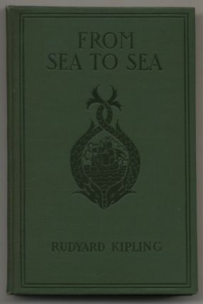 From Sea To Sea - 1st Edition/1st Printing