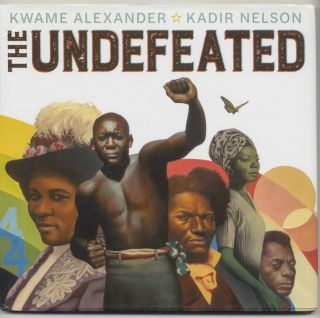 The Undefeated - 1st Edition/1st Printing