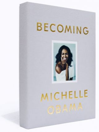 Becoming Deluxe Signed Edition. Michelle Obama