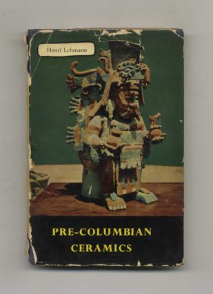 Pre-Columbian Ceramics - 1st UK Edition/1st Printing