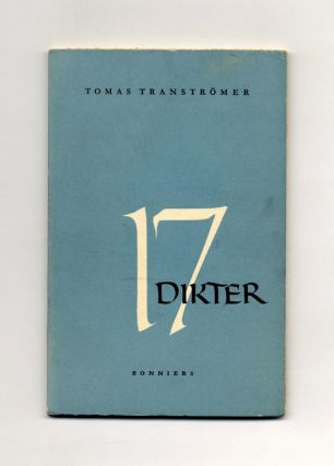 17 Dikter - 1st Edition/1st Printing
