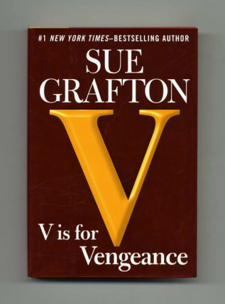 V Is For Vengeance - 1st Edition/1st Printing