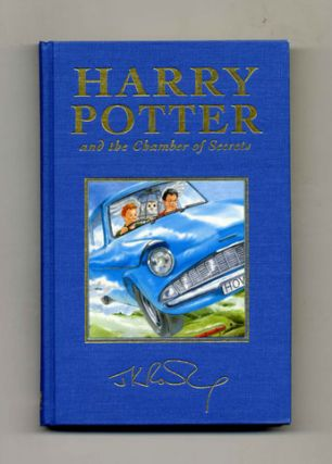 Harry Potter And The Chamber Of Secrets - 1st Deluxe Edition/1st Printing. J. K. Rowling