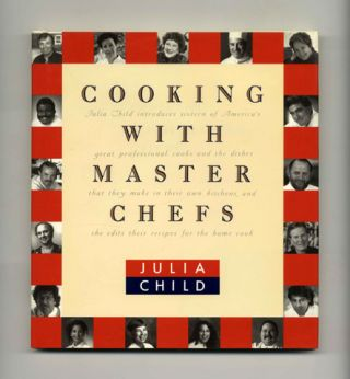 Cooking With Master Chefs - 1st Edition/1st Printing