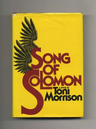 Song Of Solomon - 1st Edition/1st Printing
