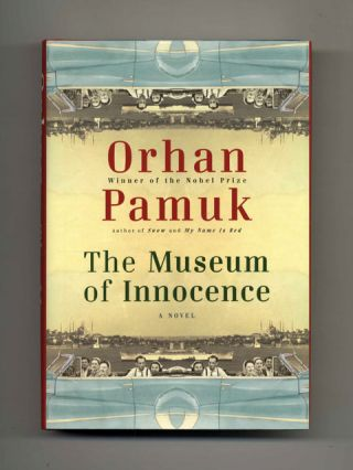 The Museum Of Innocence - 1st US Edition/1st Printing
