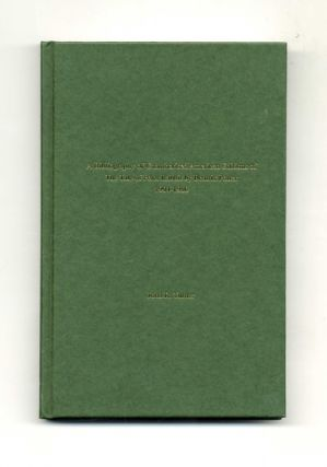 A Bibliography Of Unauthorized American Editions Of The Tale Of Peter Rabbit By Beatrix Potter 1904-1980