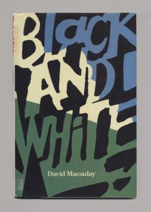 Black And White - 1st Edition/1st Printing
