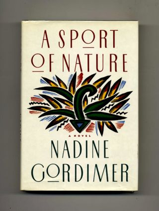 A Sport of Nature - 1st US Edition/1st Printing