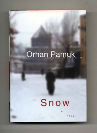 Snow - 1st US Edition/1st Printing