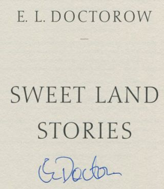 Sweet Land Stories - 1st Edition/1st Printing