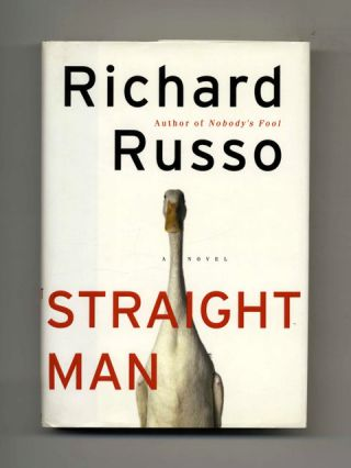 Straight Man - 1st Edition/1st Printing