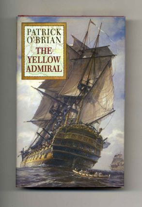 The Yellow Admiral - 1st UK Edition/1st Impression
