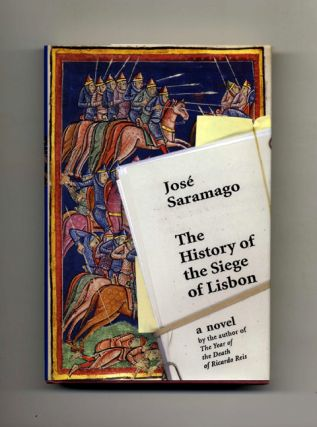 The History Of The Siege Of Lisbon - 1st US Edition/1st Printing