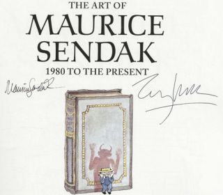 The Art of Maurice Sendak: 1980 to the Present - 1st Edition/1st Printing