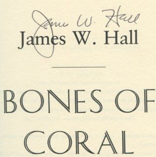 Bones Of Coral - 1st Edition/1st Printing