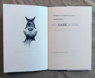 My Dark Room - Patron copy