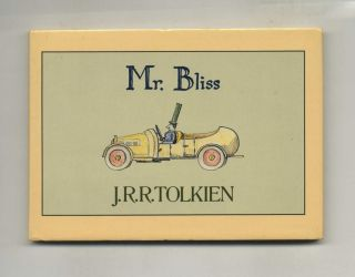 Mr. Bliss - 1st Edition/1st Impression. J. R. R. Tolkien