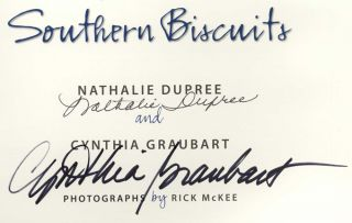 Southern Biscuits - 1st Edition/1st Printing