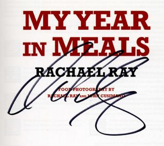 My Year In Meals; My Year In Cocktails - 1st Edition/1st Printing