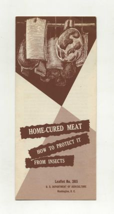 Home-cured Meat; How To Protect It From Insects