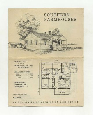 Southern Farmhouses