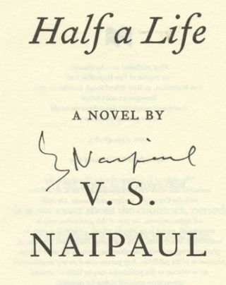 Half A Life - 1st Edition/1st Printing
