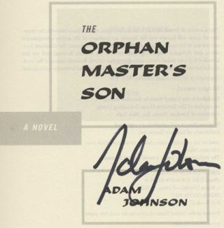 The Orphan Master's Son - 1st Edition/1st Printing
