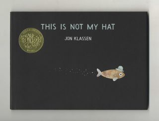 This Is Not My Hat. Jon Klassen