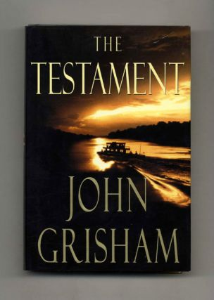 The Testament - 1st Edition/1st Printing