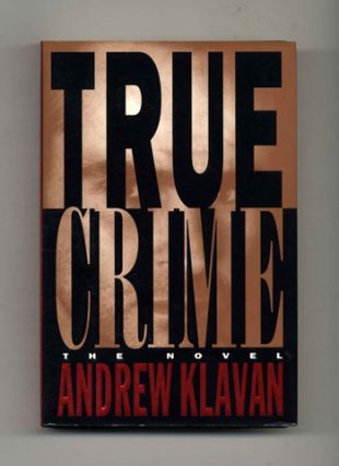 True Crime - 1st Edition/1st Printing