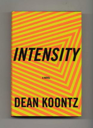 Intensity -1st Edition/1st Printing