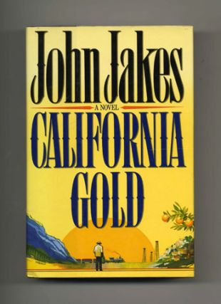 California Gold - 1st Edition/1st Printing