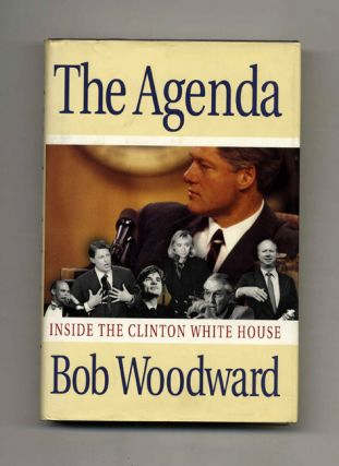 The Agenda - 1st Edition/1st Printing
