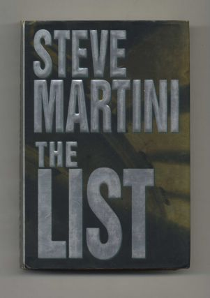 The List - 1st Edition/1st Printing