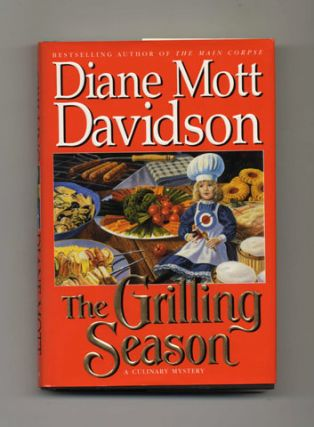 The Grilling Season - 1st Edition/1st Printing