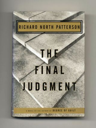The Final Judgement - 1st Edition/1st Printing