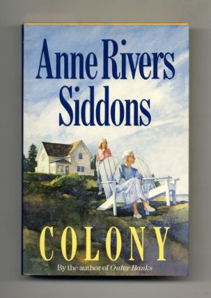 Colony - 1st Edition/1st Printing