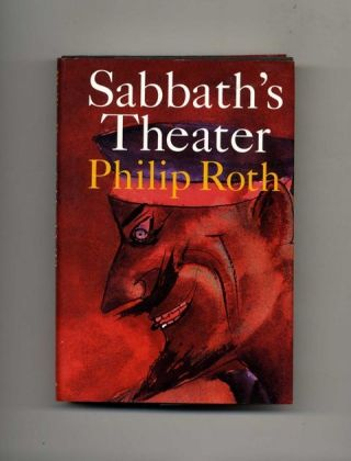 Sabbath's Theater - 1st Edition/1st Printing