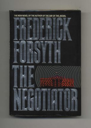 The Negotiator - 1st Edition/1st Printing