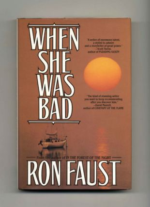 When She Was Bad - 1st Edition/1st Printing