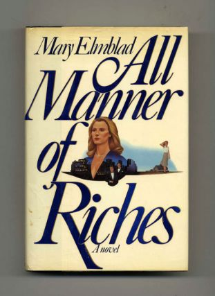 All Manner of Riches - 1st Edition/1st Printing