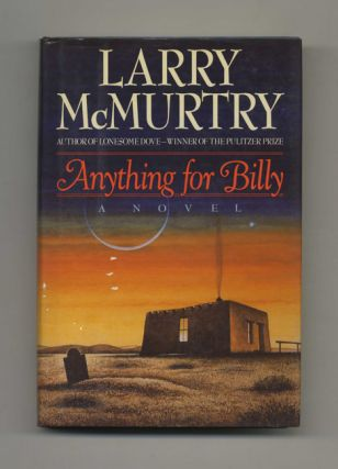 Anything for Billy - 1st Edition/1st Printing
