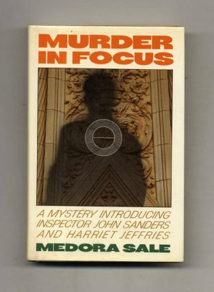 Murder in Focus - 1st Edition/1st Printing