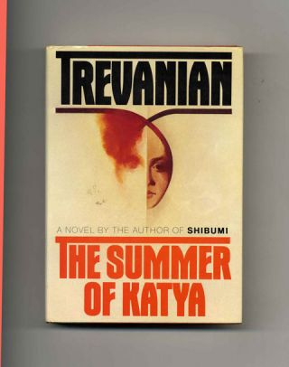 The Summer of Katya - 1st Edition/1st Printing