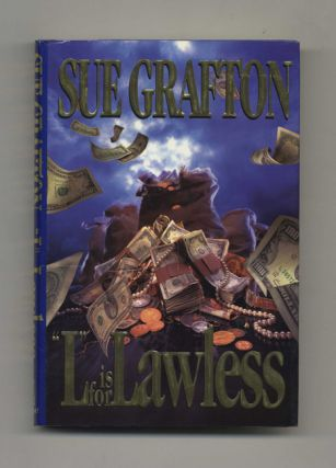 """L"" Is For Lawless - 1st Edition/1st Printing"
