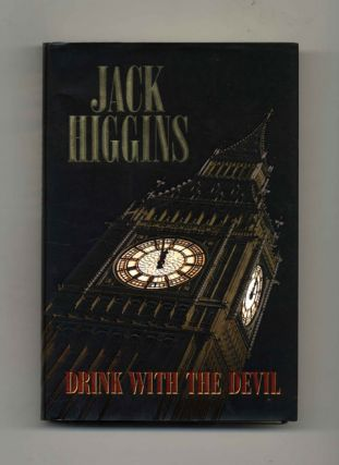 Drink with the Devil - 1st Edition/1st Printing